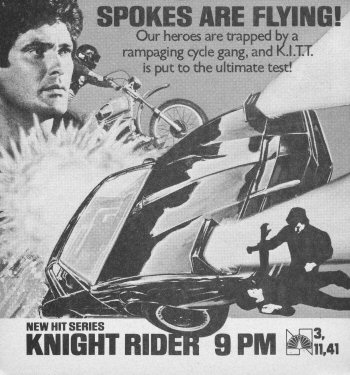 Knight Rider Archives Good Day At White Rock 1982