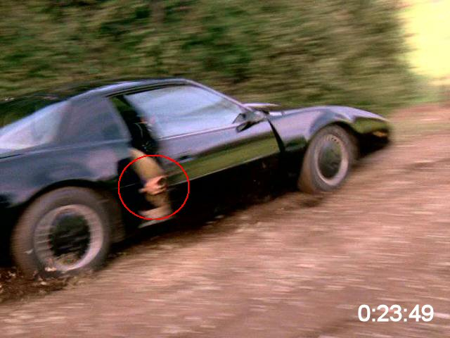 Knight Rider Archives: White Bird (1983): Nitpicks