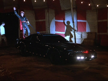 Knight Rider Archives Circus Knights 1985
