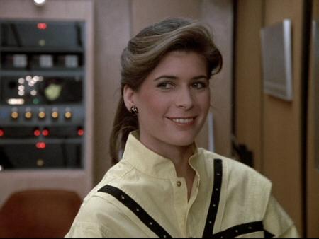 knight rider nose patricia mcpherson archives bonnie barstow knightriderarchives kitt season 1985 actresses tv