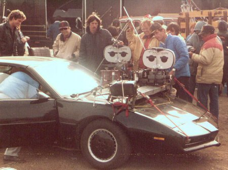 Knight Rider Archives Knight Of The Drones 1984