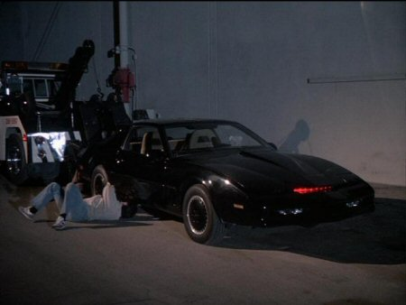 Knight Rider Archives A Good Knight S Work 1984