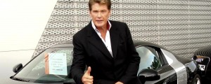 David Hasselhoff (Photo courtesy of Moviehole)