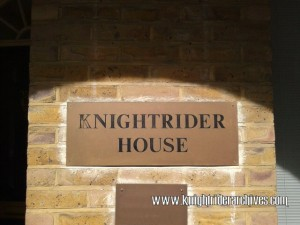 Knightrider House
