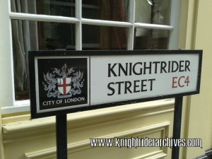Knightrider Street!