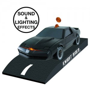 Knight Rider KITT Talking and Light-Up Bank: