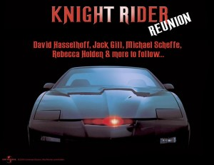 Knight Rider Reunion at The Hollywood Show