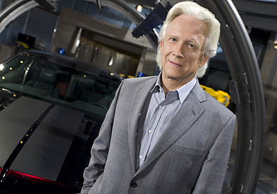 Dr. Charles Graiman (played by Bruce Davison)
