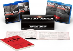 Knight Rider Complete Blu Ray Box - November 27, 2014!