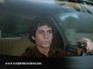 Paul LaGreca as Tino in Knight Rider