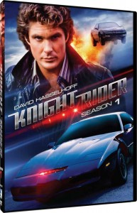 Knight Rider Season 1 DVD Mill Creek Entertainment