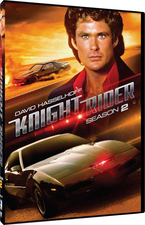 Knight Rider Season 2 DVD Mill Creek Entertainment